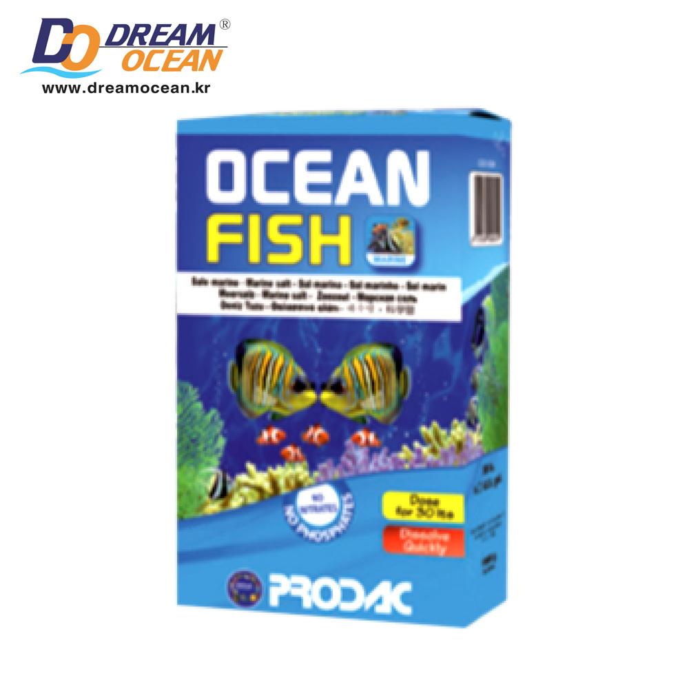 해염 1kg (오션피쉬, 해수어 어항 전용) 해수염 소량