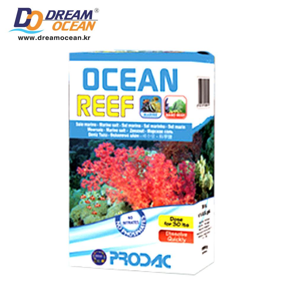 해염 1kg (오션리프, 산호 수조 전용) 해수염 소량