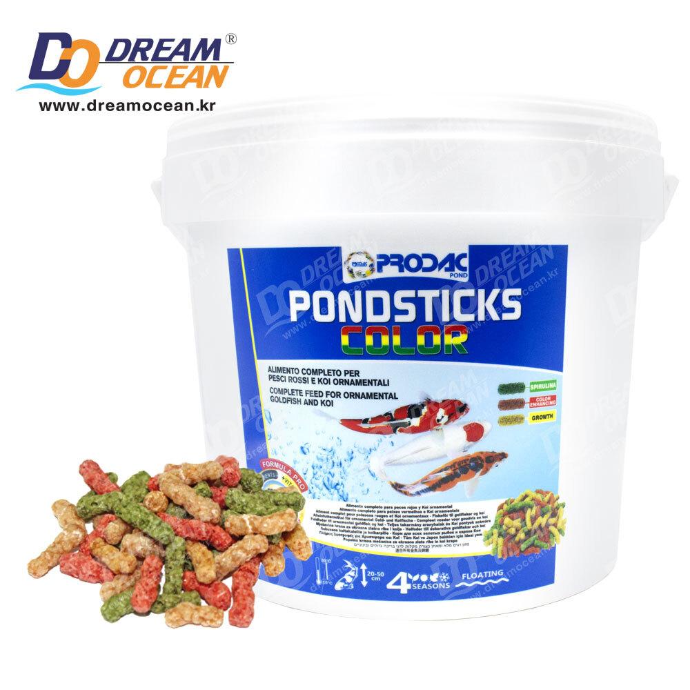 프로닥 폰드스틱 칼라 1.2kg / 11.2L (리뉴얼제품)