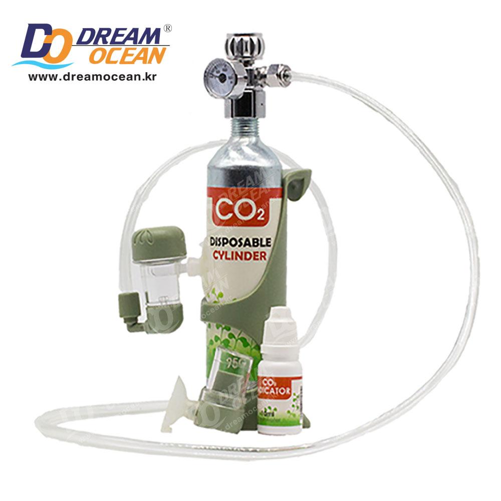 리오 CO2 이산화탄소 세트 95g