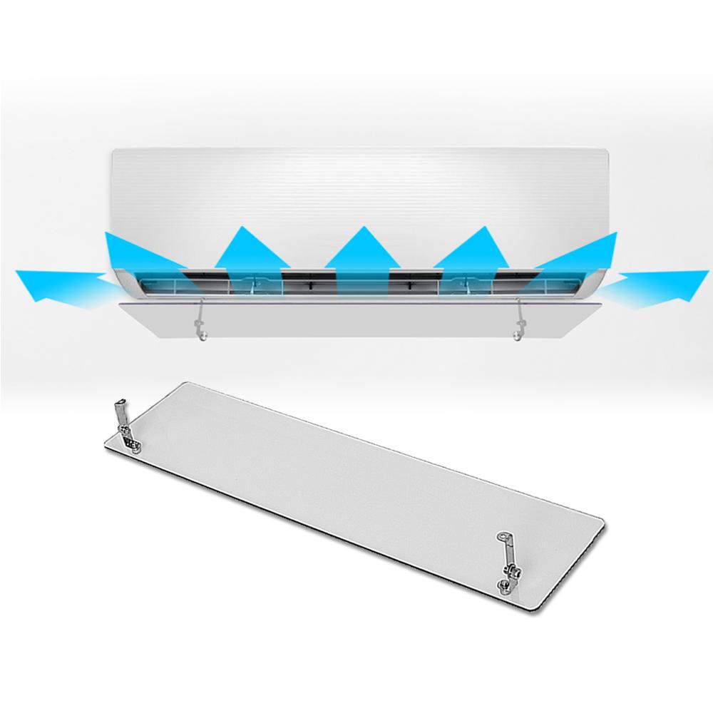 에어컨바람막이 벽걸이형/에어가이드 날개 윈드바이저