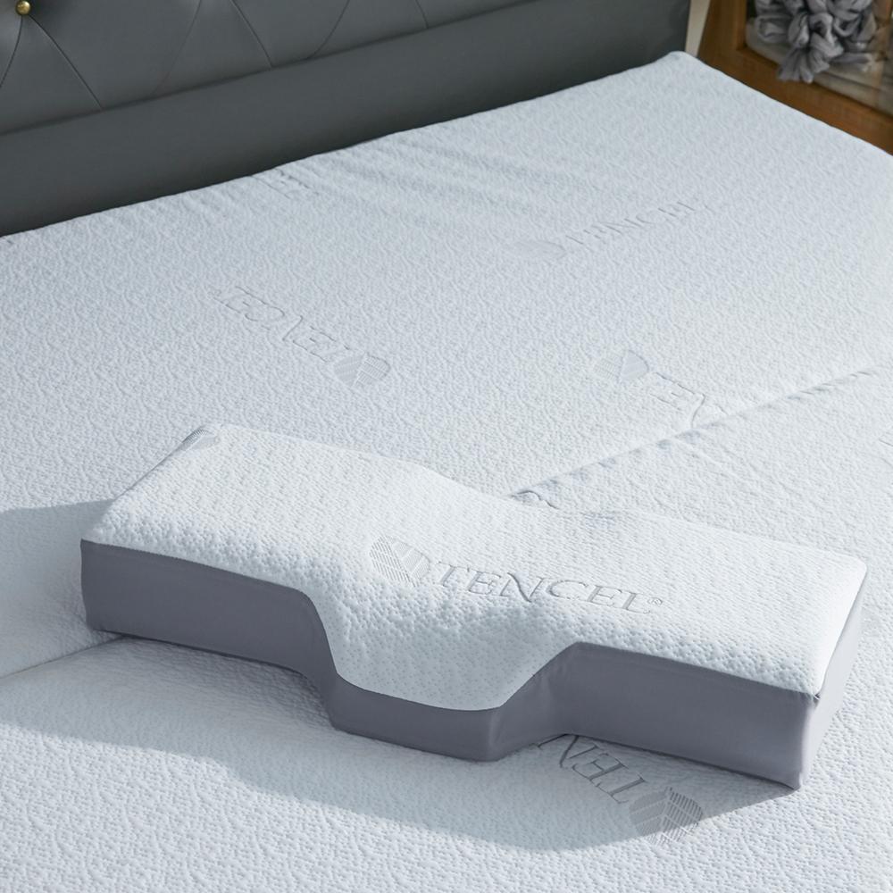 자미코코 경추베개/수면 호텔 쿠션베개 메모리폼 낮잠 [제작 대량 도매 로고 인쇄 레이저 마킹 각인 나염 실크 uv 포장 공장 문의는 네이뽕]