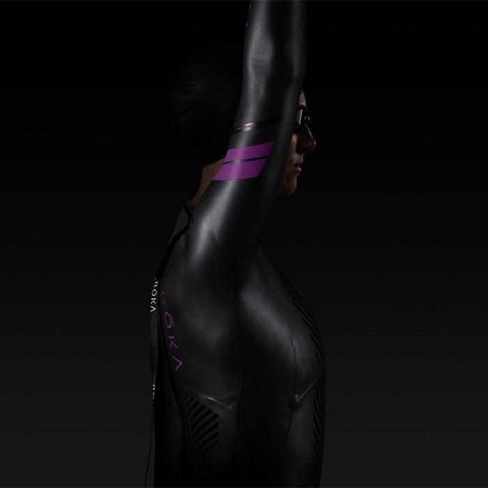 메버릭 COMP 2 / 블랙 & 부두 (여성용)