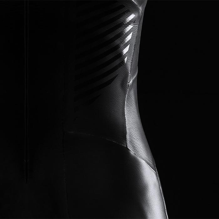 메버릭 COMP 2 슬리브레스 / 블랙 & 부두 (여성용)