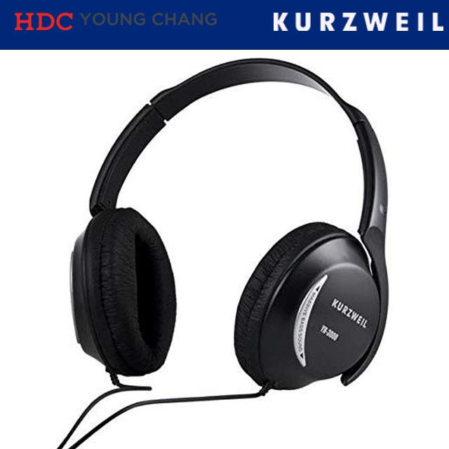 (커즈와일 공식대리점)디지털피아노 전용 헤드폰 YH3000