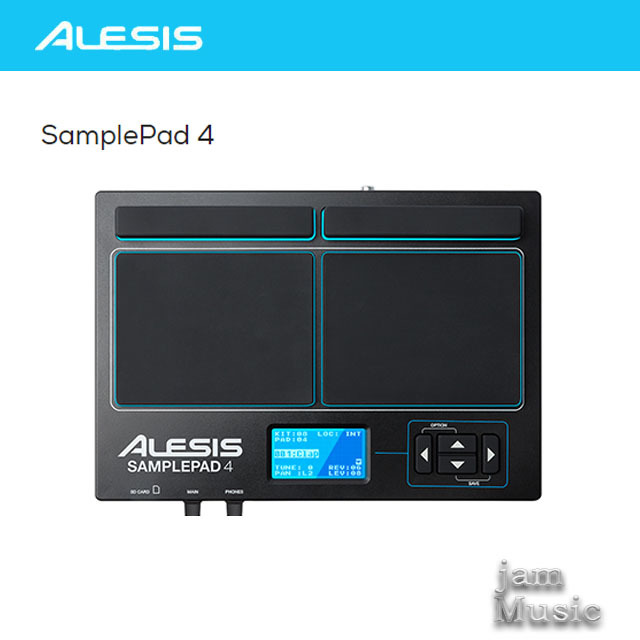 Alesis 알레시스 전자드럼패드 Sample Pad4