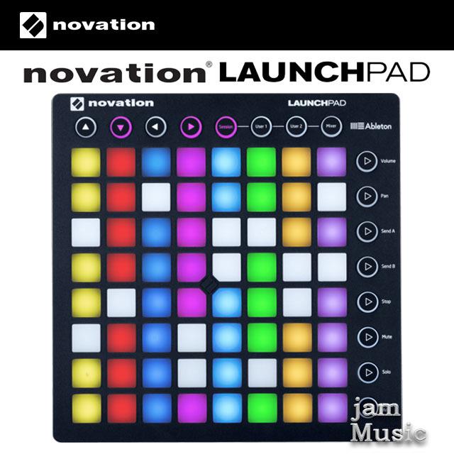 Novation Launch PAD 노베이션 런치패드 드럼머신