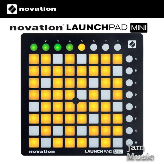 Novation Launch PAD Mini 노베이션 런치패드 미니 드럼머신