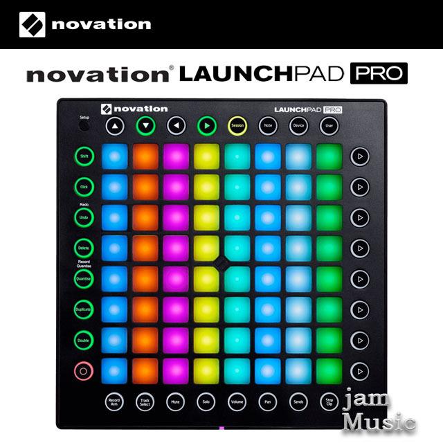Novation Launch PAD Pro 노베이션 런치패드 프로 드럼머신