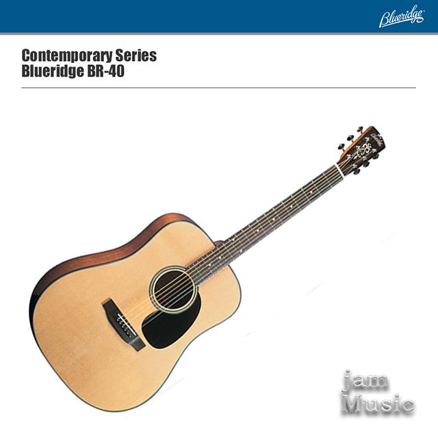 Blueridge 블루릿지 BR-40 탑솔리드 기타