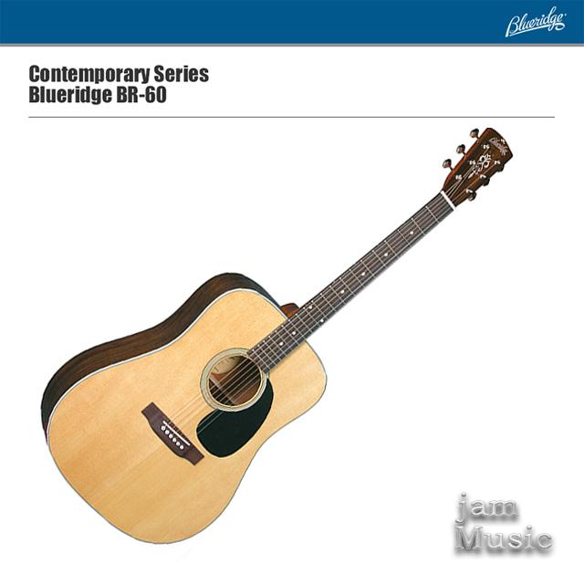 Blueridge 블루릿지 BR-60 탑솔리드 기타