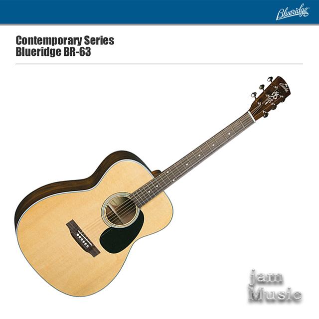 Blueridge 블루릿지 BR-63 탑솔리드 기타