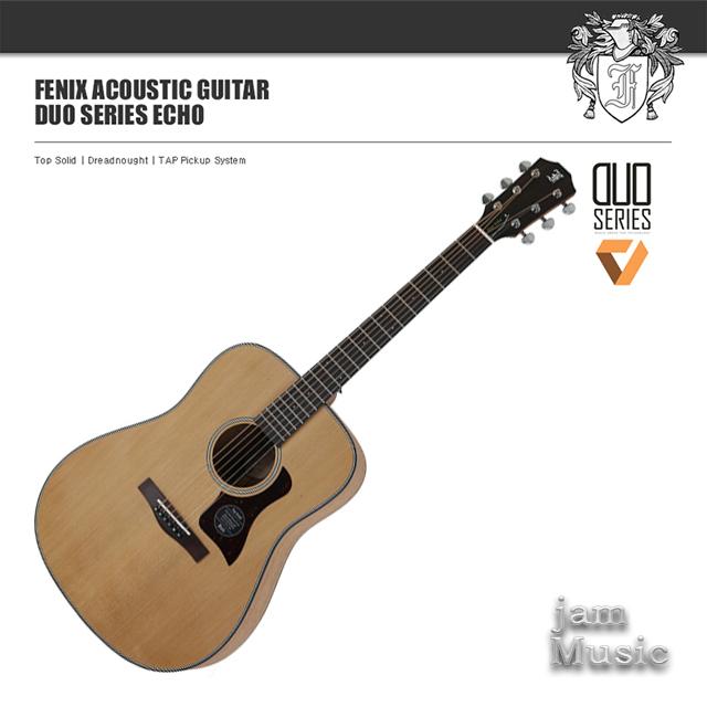Fenix 어커스틱 기타 듀오 에코 Duo Echo