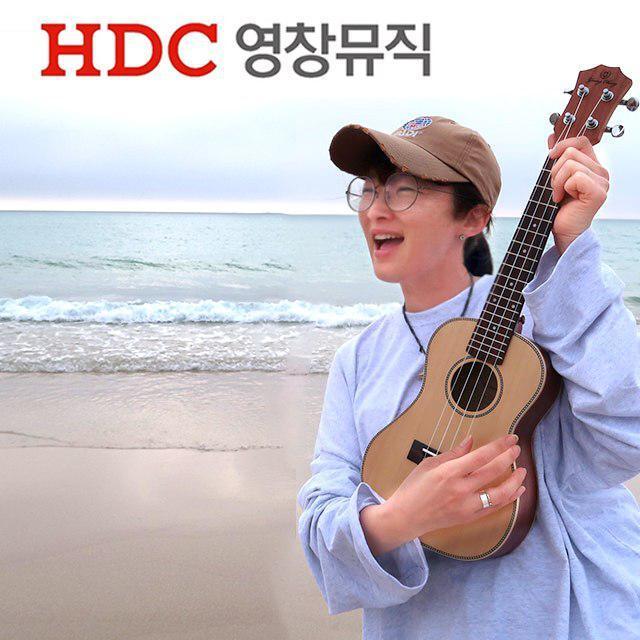 영창 우쿨렐레 YK LULU 콘서트 타입(우쿨렐레 룰루, 전용 가방 패키지)