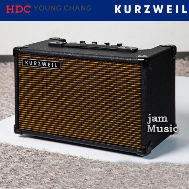 커즈와일 기타 앰프 KAC40 버스킹 블루투스