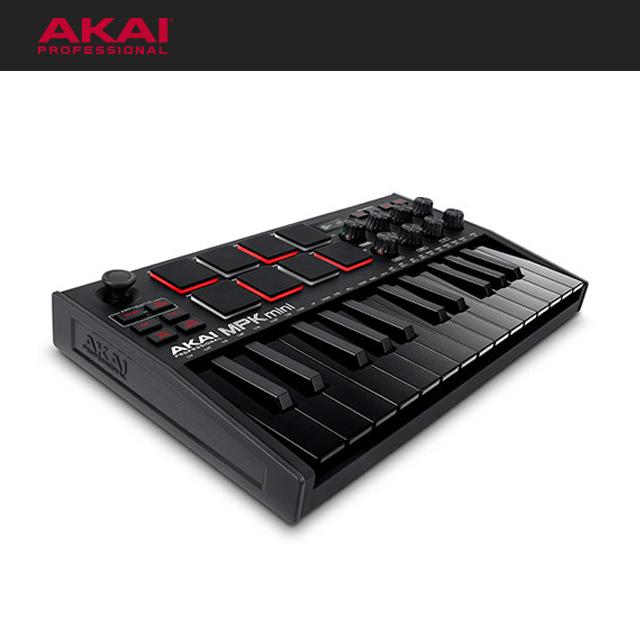 AKAI MPK Mini MK3 Black 아카이 엠피케이미니3 블랙