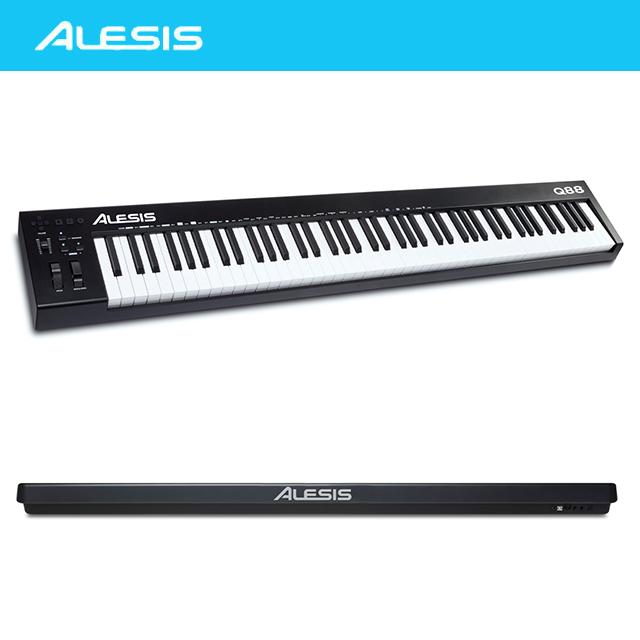 ALESIS 알레시스 Q88 MK2 - 88건반 USB 미디 컨트롤러
