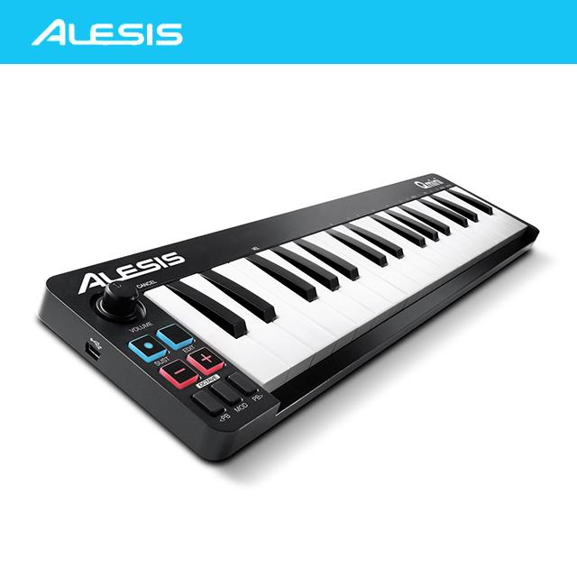 ALESIS 알레시스 Q Mini - 32건반 USB 미디 컨트롤러