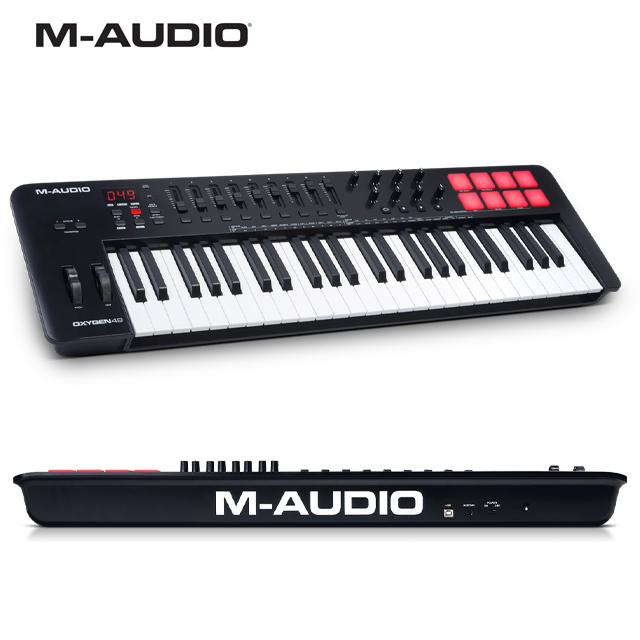 M-Audio Oxygen 49 MKV(5세대) 앰오디오 옥시젠 49