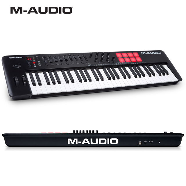 M-Audio Oxygen 61 MKV(5세대) 앰오디오 옥시젠 61