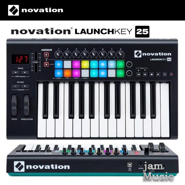 Novation Launchkey 25 노베이션 런치키 25 25건반 마스터키보드