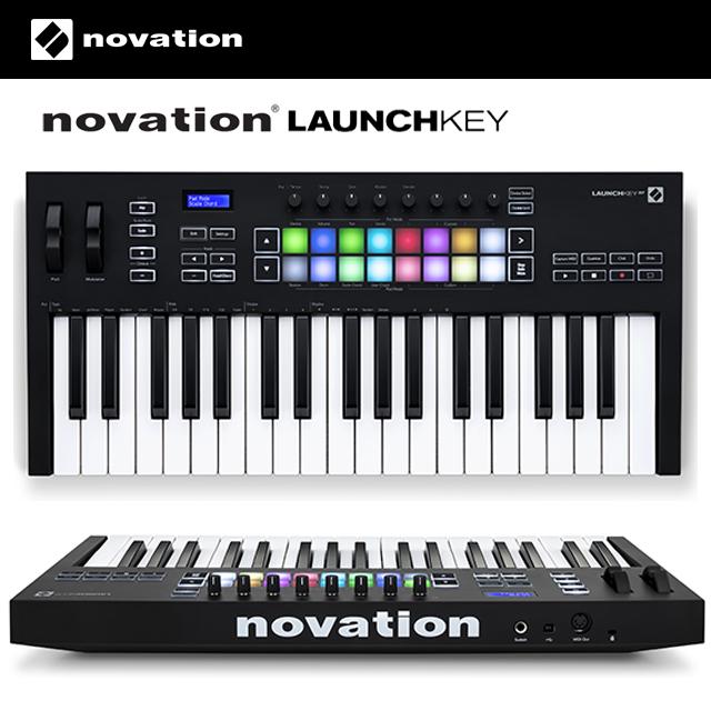 Novation Launchkey 37 MK3 노베이션 런치키 37 37건반 마스터키보드