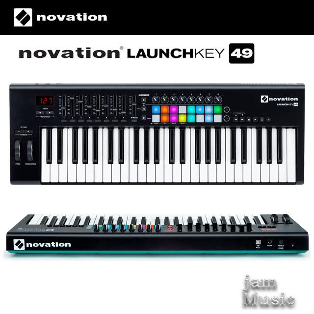 Novation Launchkey 49 노베이션 런치키 49 49건반 마스터키보드