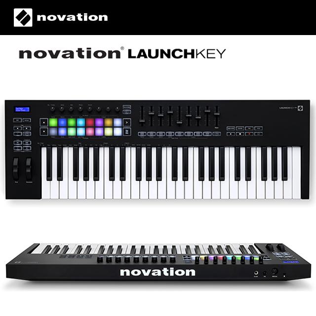 Novation Launchkey 49 MK3 노베이션 런치키 49 49건반 마스터키보드