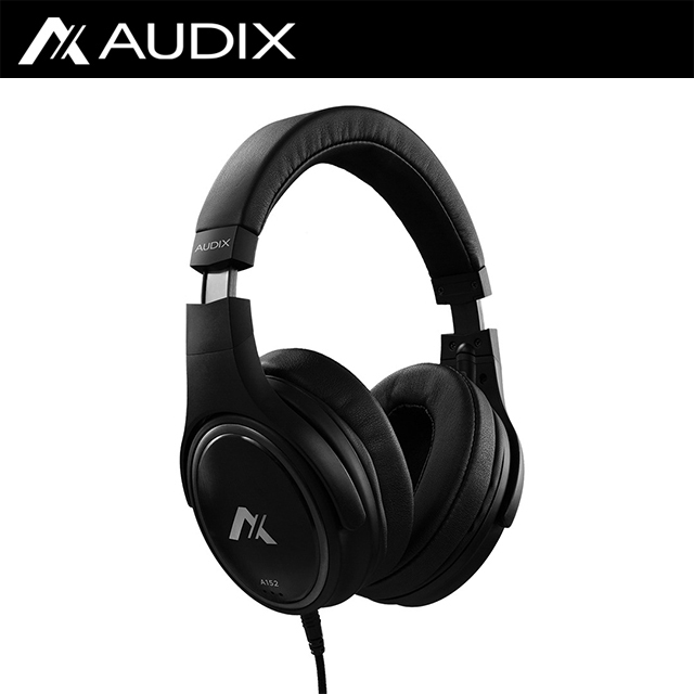 오딕스 AUDIX A152 밀폐형 모니터 헤드폰 AUDIX 50mm dynamic driver extended bassresponse