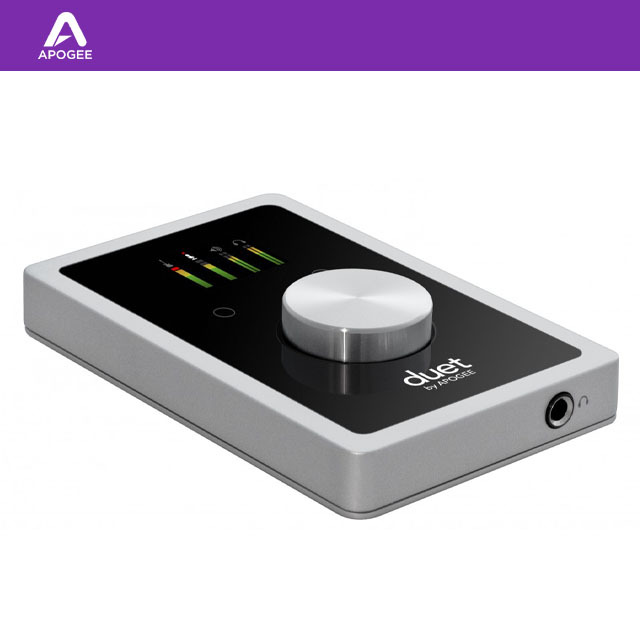 APOGEE Duet 2 In x 4 Out USB Interface 2입력 4 출력 오디오 인터페이스