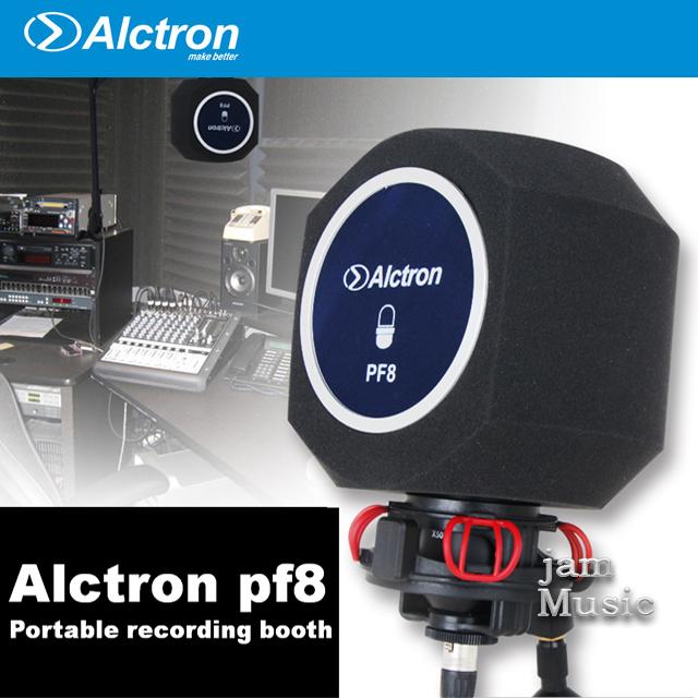 Alctron PF8 리플렉션필터 Reflextion Filter 미니스튜디오 알트론