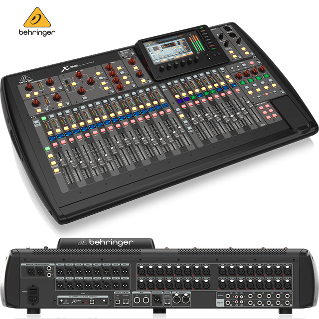 베링거 Behringer X32 디지털 오디오믹서