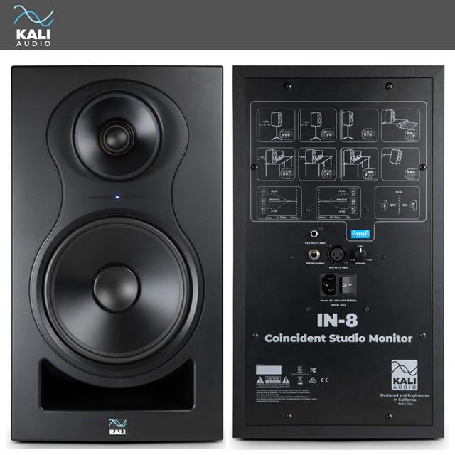KALI Audio IN-8 1통 칼리 IN-8 1통