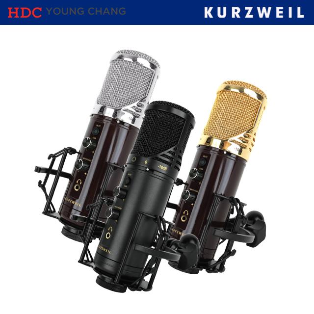 커즈와일 USB 콘덴서 마이크 KM-2U