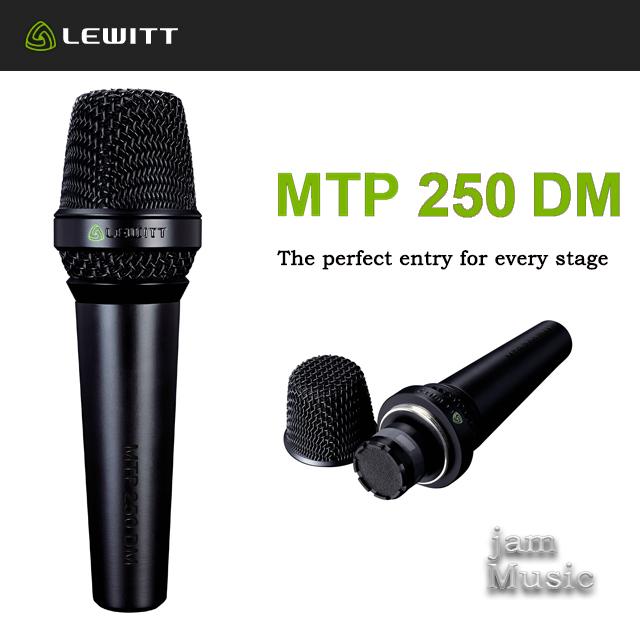 르윗 Lewitt MTP-250DMs MTP250DM