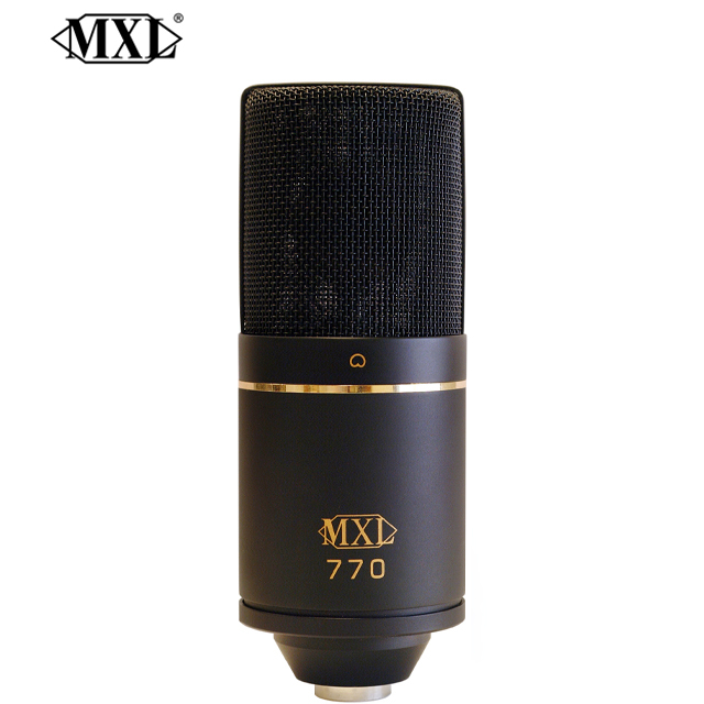 MXL 770 콘덴서 마이크