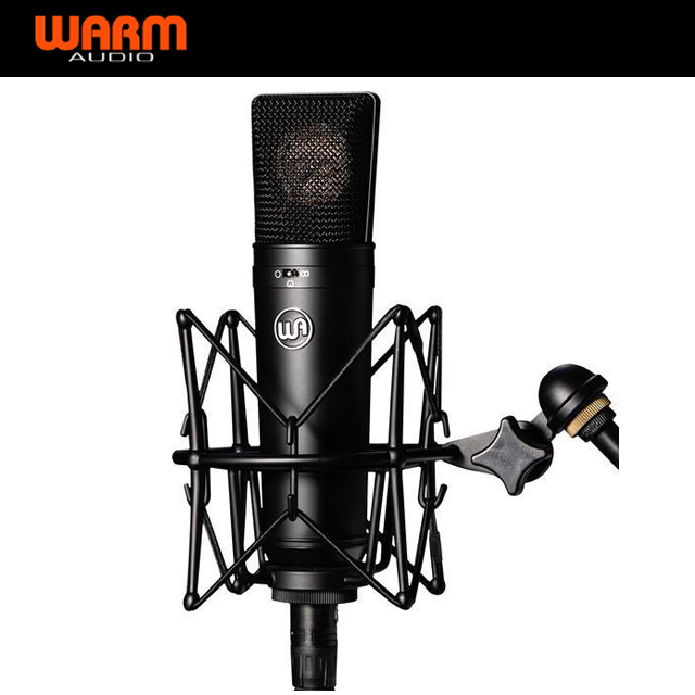 WARM AUDIO WA-87 Black Edition 콘덴서 마이크
