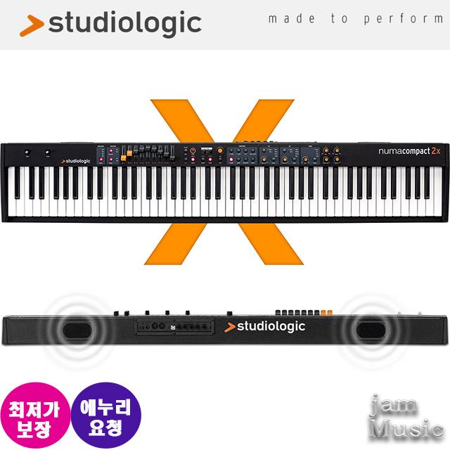 Studiologic Numa Compact2X 스튜디오로직 누마콤팩트2X 신디사이저