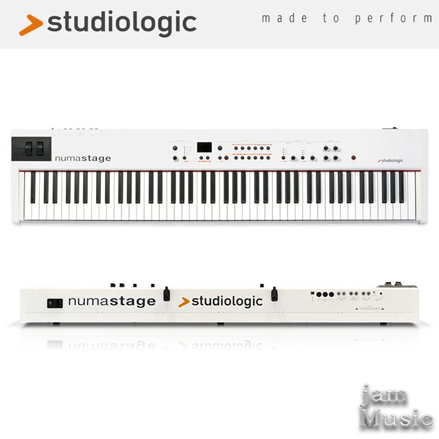 (Studiologic 공식대리점) 이태리 파타 스튜디오로직 신디사이져 Numa Stage