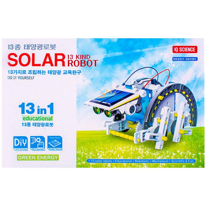 13종 태양광로봇