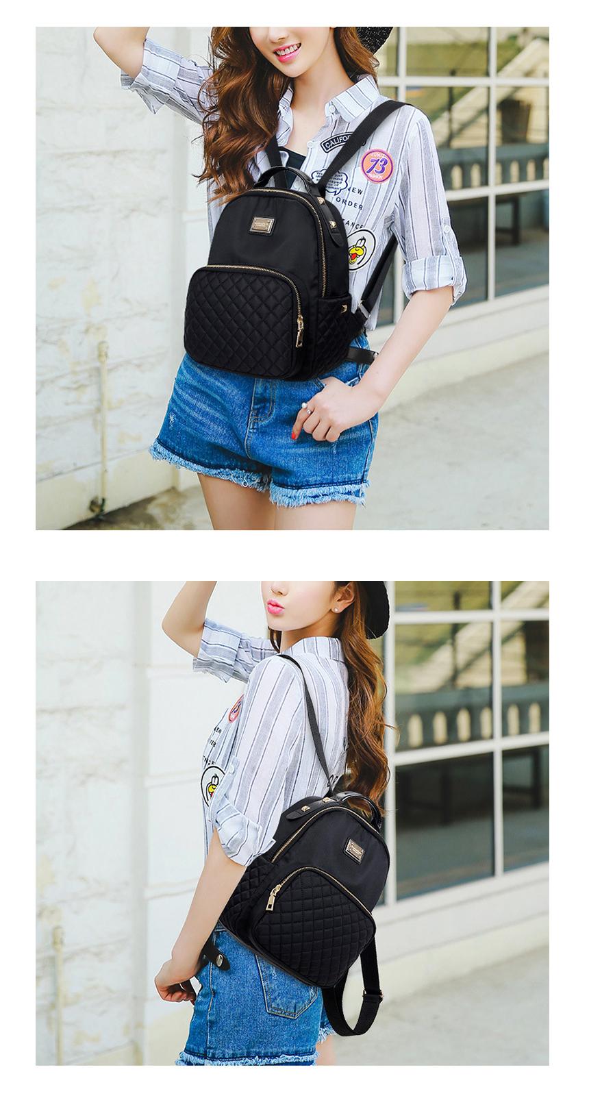 여성 캐주얼 백팩 GW-BX2 가볍고 수납력이 좋은 여자백팩 여성백팩 여자백팩 백팩 패션백팩 캐주얼백팩 책가방 예쁜백팩 가벼운백팩 스타일백팩 블랙백팩 대학생가방
