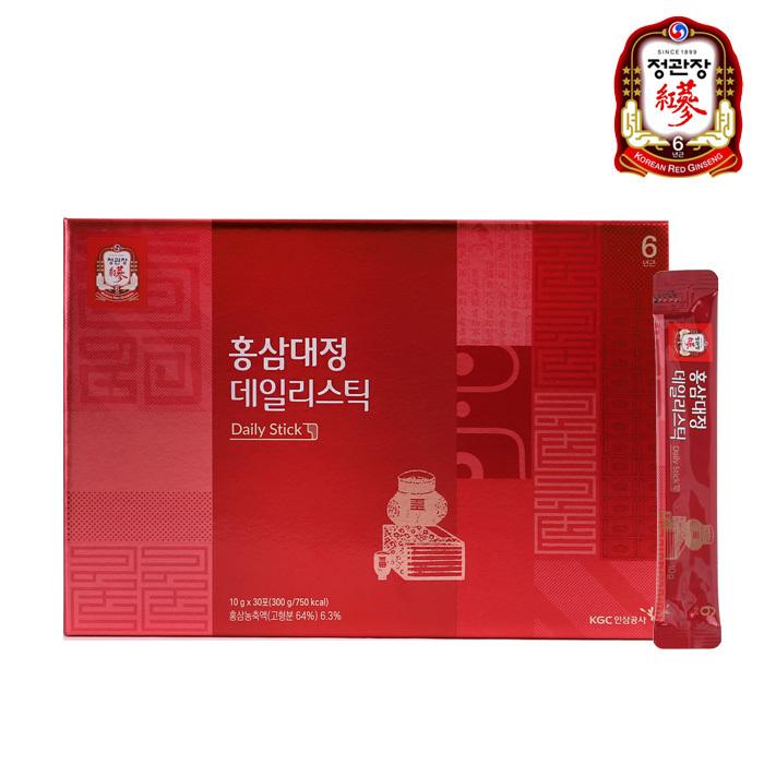 정관장홍삼대정데일리스틱 10g X 30포 [A0483]