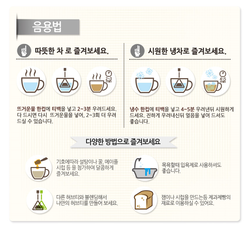 내츄럴팩토리 히비스커스 삼각티백 100티백 - 초코좋아, 25,800원, 차, 허브차