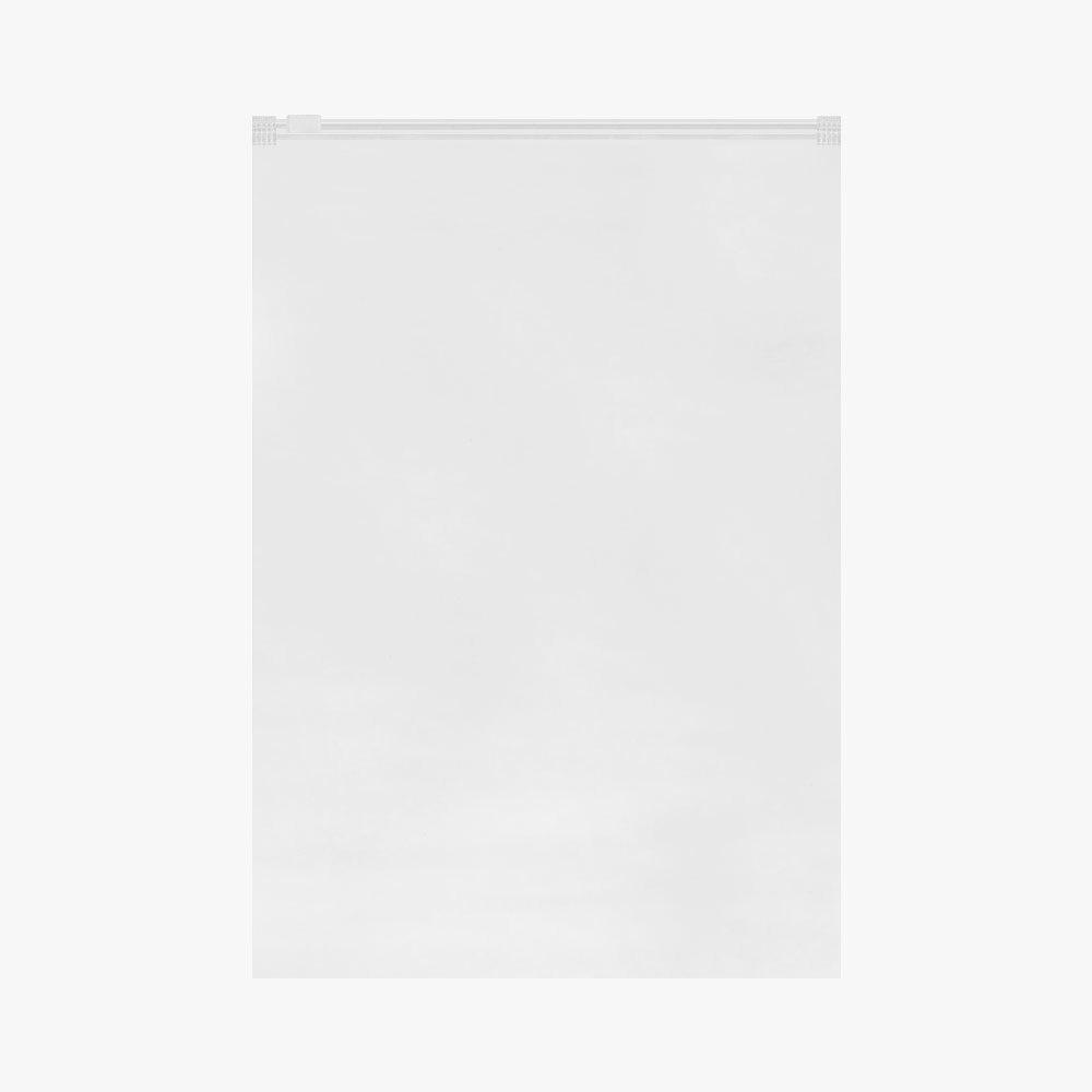반투명 지퍼백 24x35