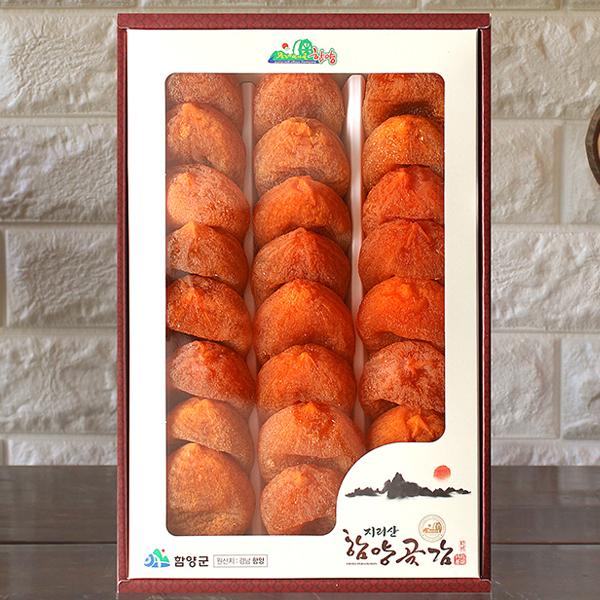 지리산 고종시곶감 선물세트(실속2호)1kg(24-27과)이식사