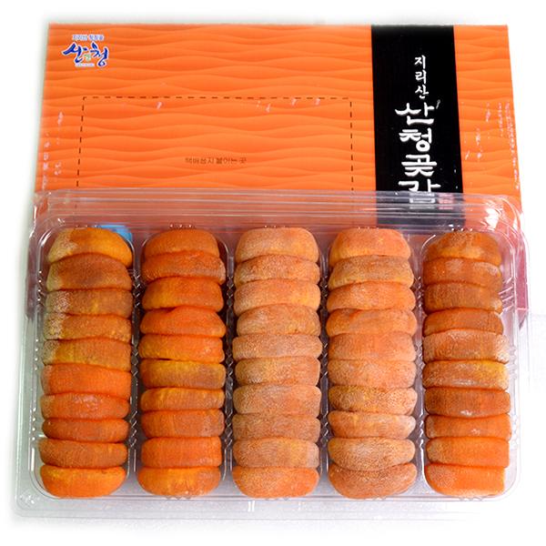 지리산산청 접시곶감(실속형)50과(2kg이상)이식사