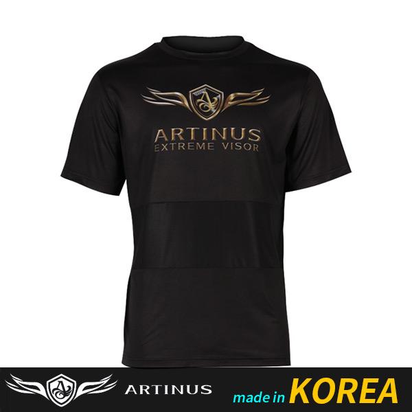 아티누스/ 쿨라운드반팔티셔츠 AT-639