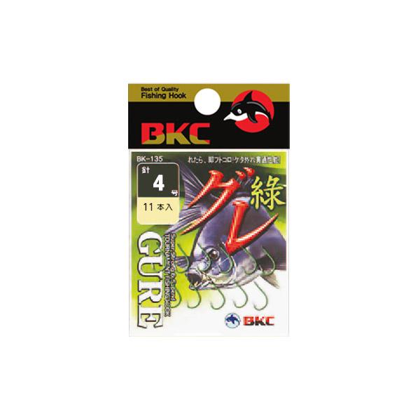 백경조침/ 벵에돔 (녹) 바늘 BK-135