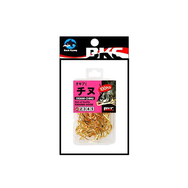 백경조침/ BK-252 크릴등침지누(100개입) 감성돔 바늘