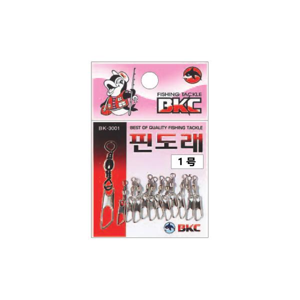 백경조침/ 핀도래 (BK-3001)